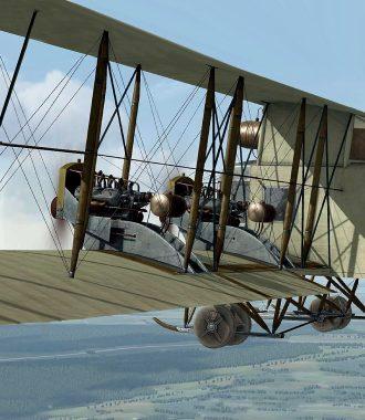 XX век: часть 1.  Авиация. Русские асы Первой мировой
