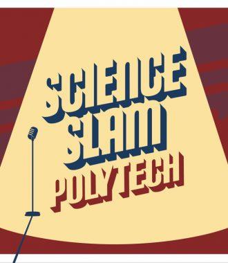 19 апреля Science Slam Polytech: наука в стиле stand-up