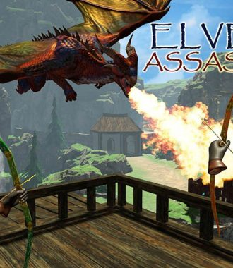 Параллельная реальность: симулятор лучника Elven Assassin 8+