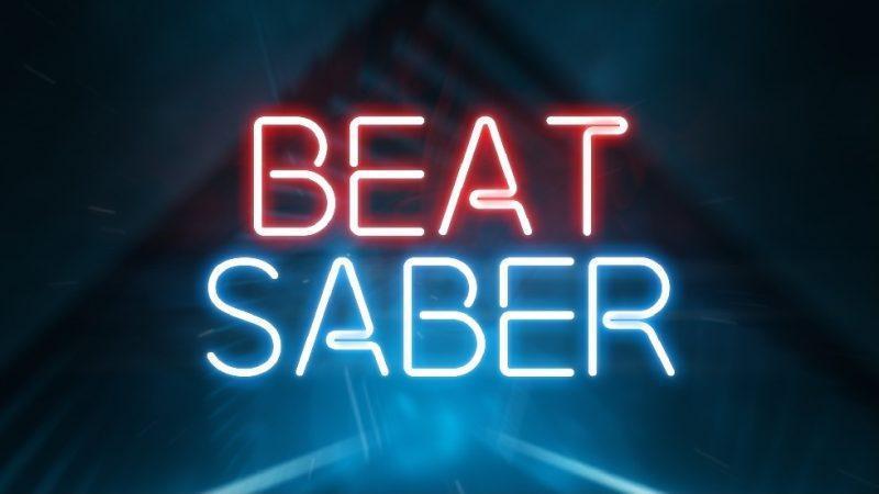 Стань Джедаем с помощью VR пространства Beat Saber 8+
