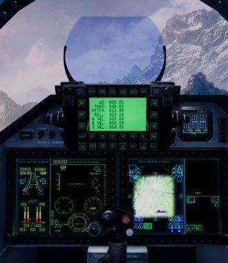 20 век. Воздушный бой: современные истребители. Групповая игра
