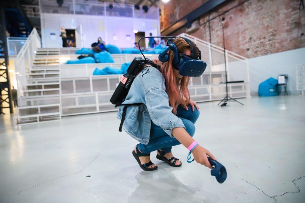 виртуальная реальность фото