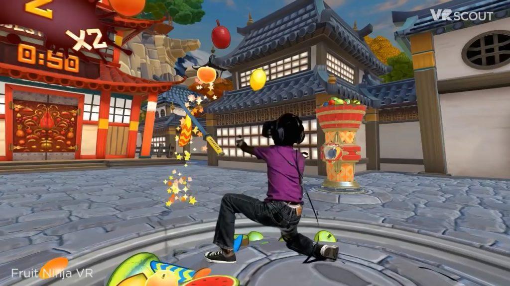 для детей VR