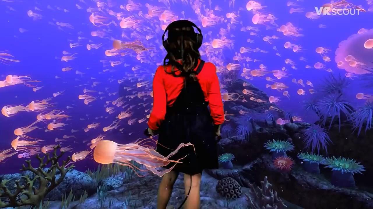 Виртуальная реальность для детей фото