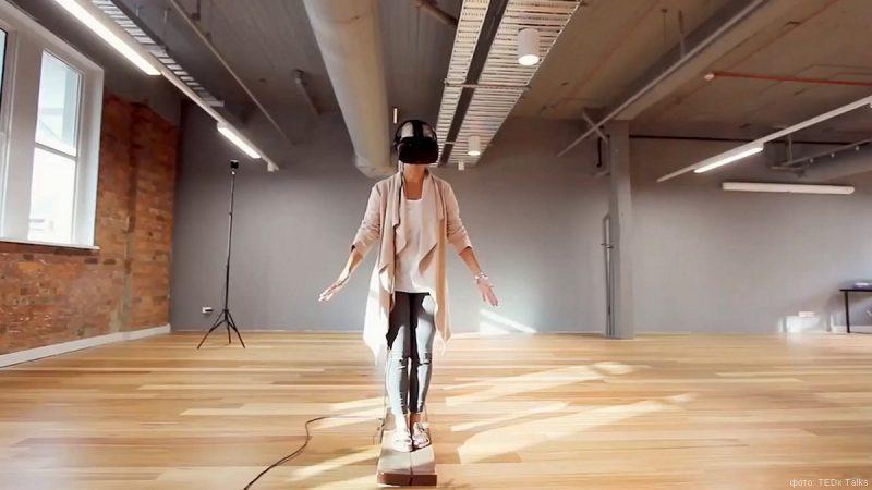 Безлимитная виртуальная реальность в центре «КОД»